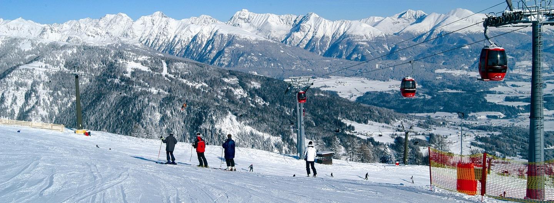 Wintersport im Lungau, wohnen in unserer Ferienwohnung